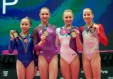 WAG Apparatus Finals First Day WC2015
